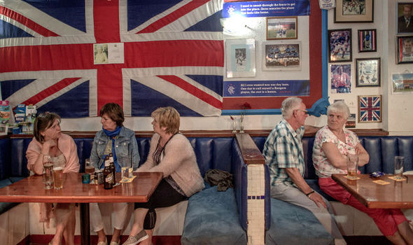 British expats in Spain Brexit