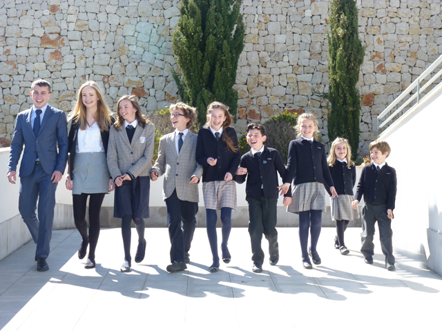 International school costa blanca
