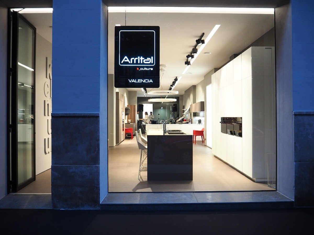 Arrital the kitchen maker of your dreams uk spain life - Arrital cucine spa ...