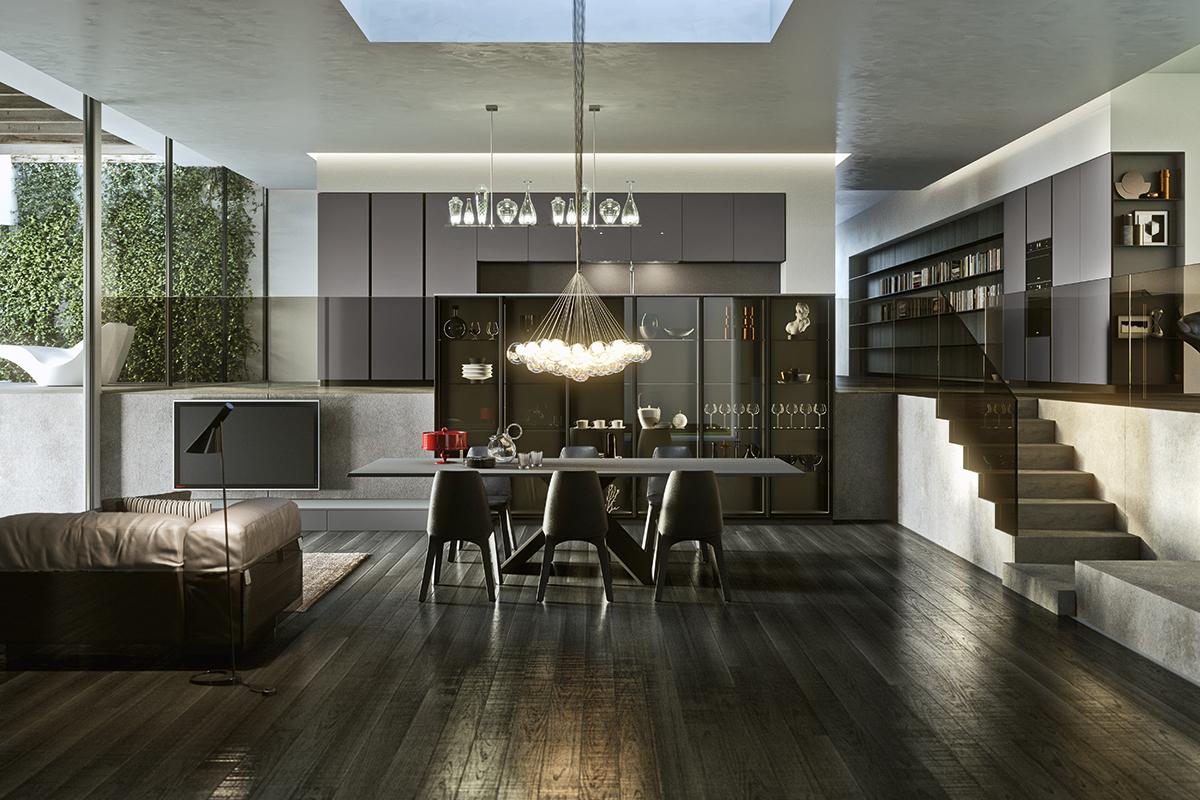 AKSYSTEM- Kitchen design by K Culture, Valencia