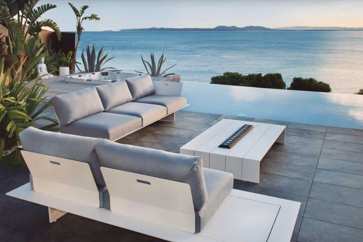 Mcj biard mediterranean designs for outdoor furniture for Outdoor furniture javea