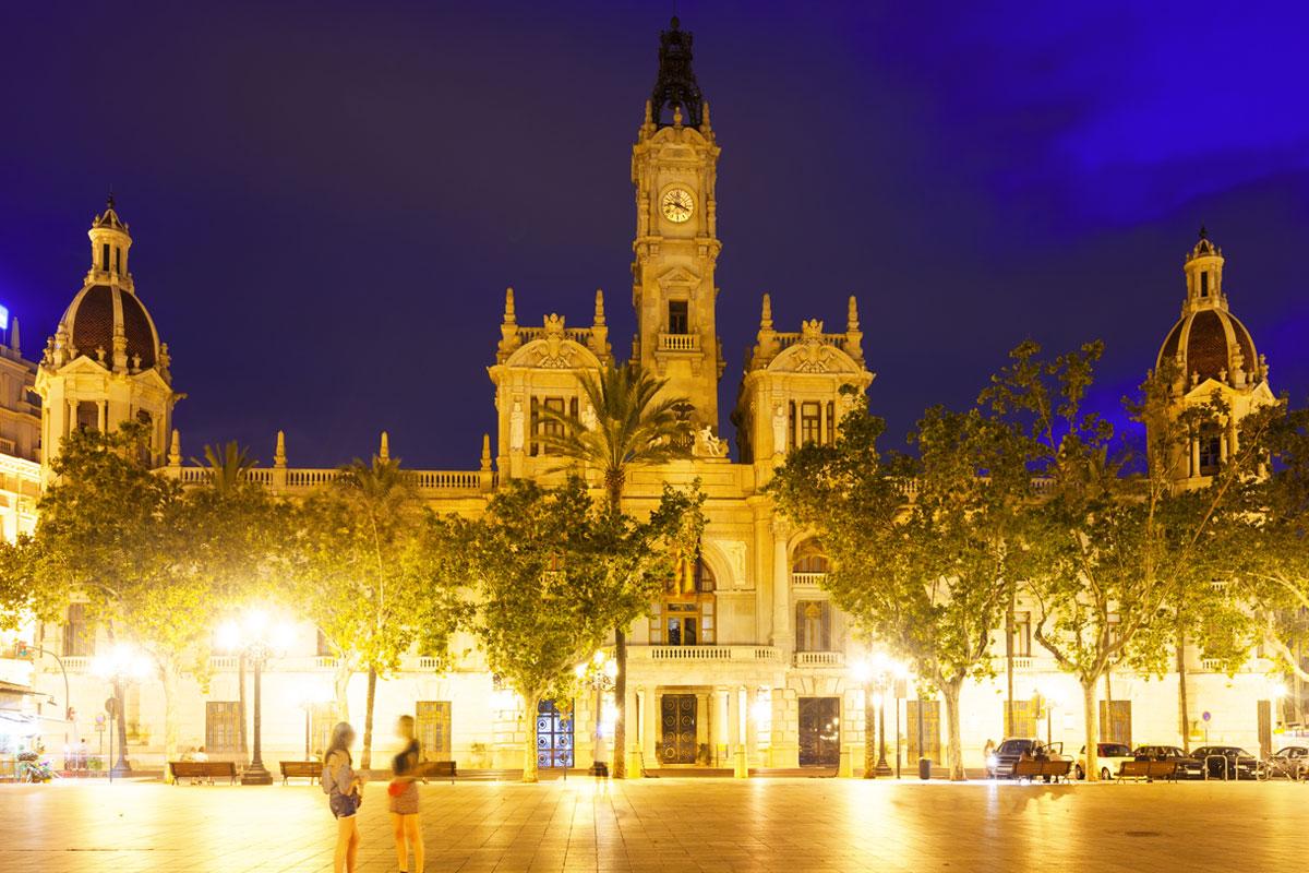 Valencia. Designed by Bearfotos for www.freepic.com