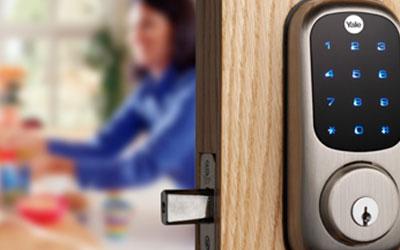 CTRL B Smart Lock Home Security