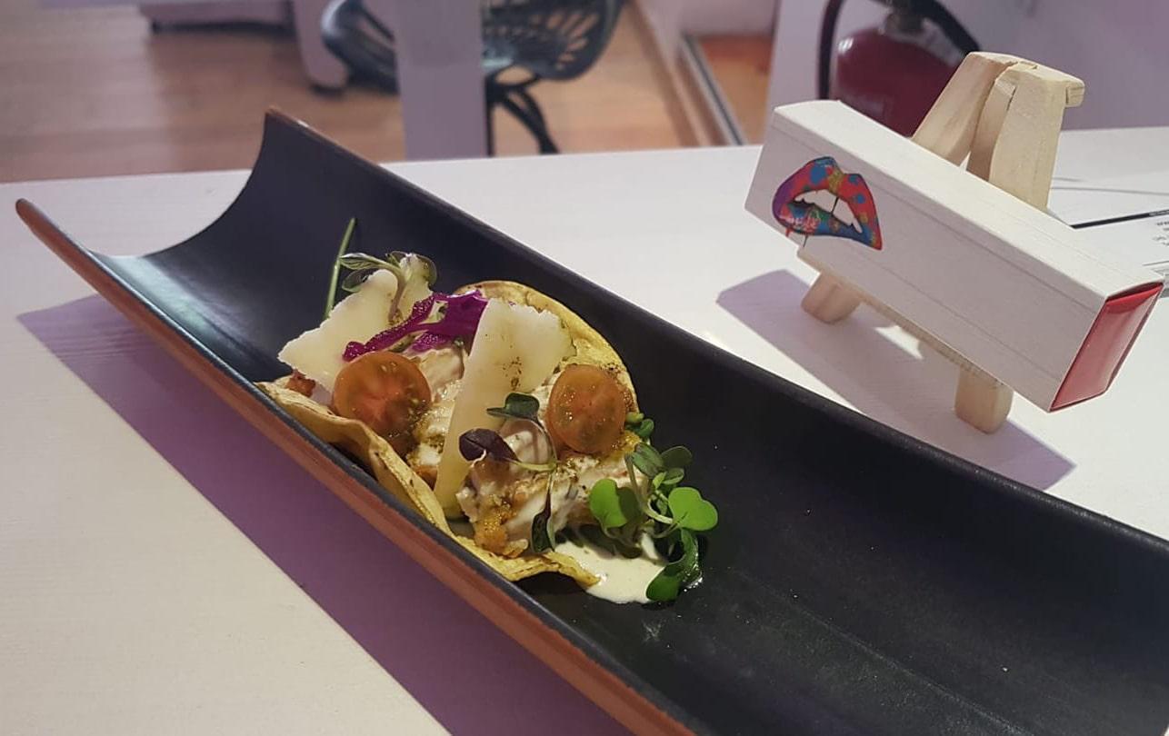 Chef Patrick Manguette creates extraordinary dishes for the Kanaiia restaurant