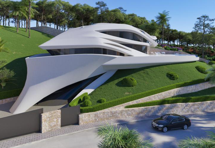 Where to find spectacular villas on the Costa Blanca