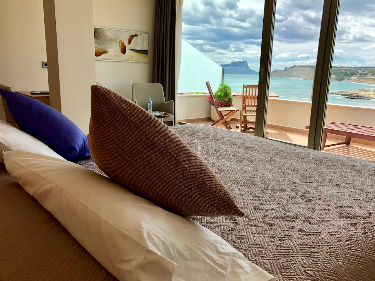 The LaSort Boutique Hotel is the best accommodation in Moraira