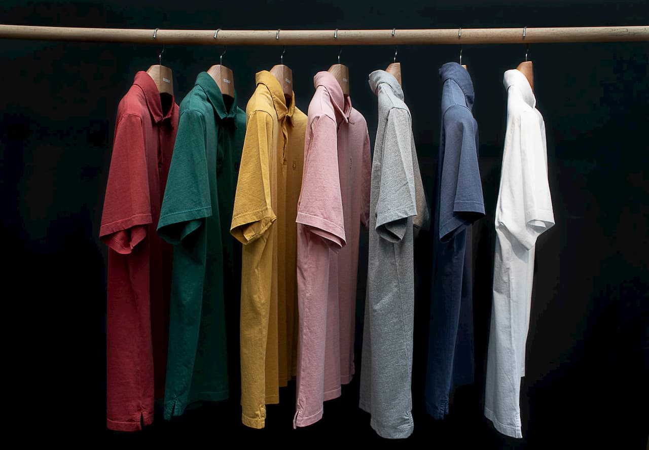 Clothing created with social commitment