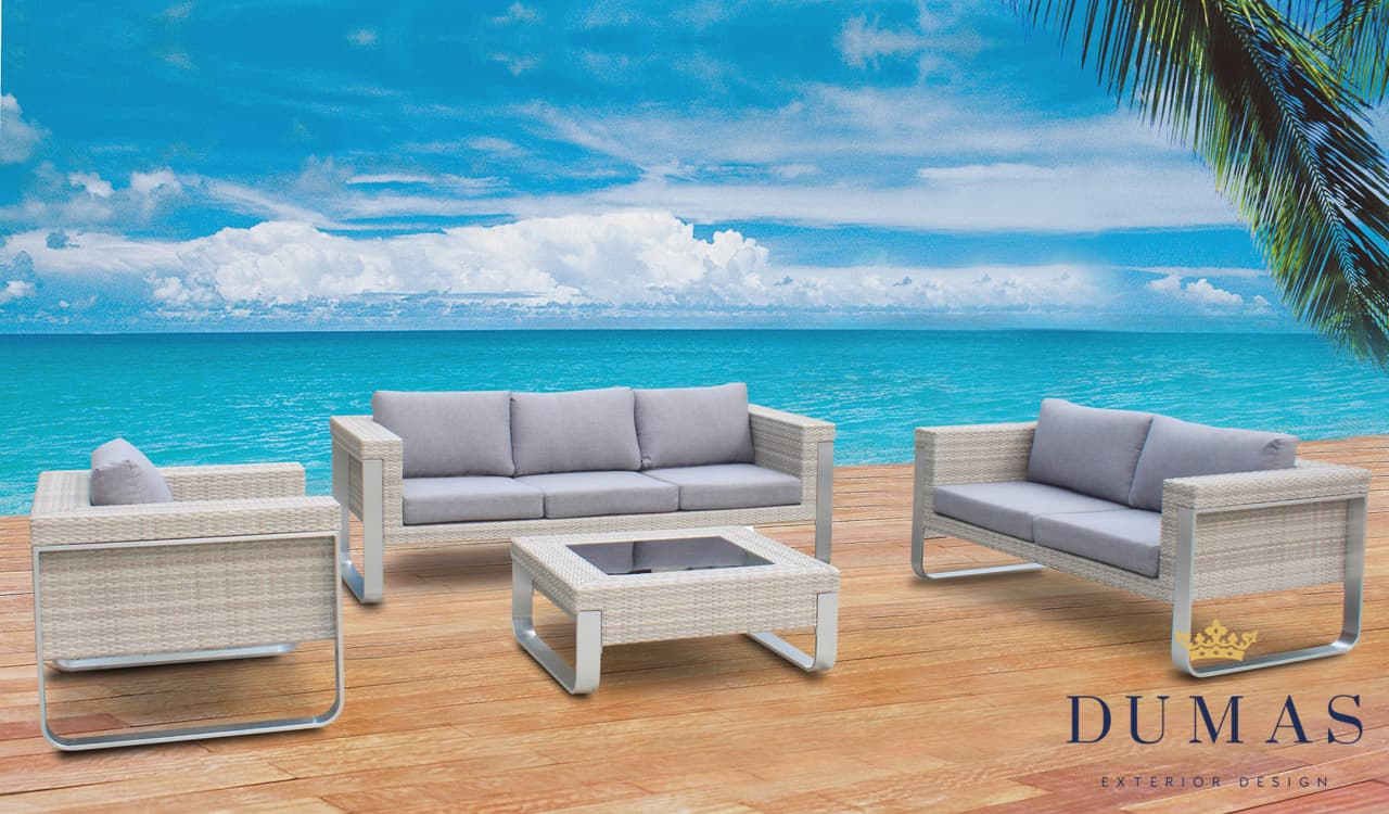 In Dumas Exterior Design have the best outdoor furniture