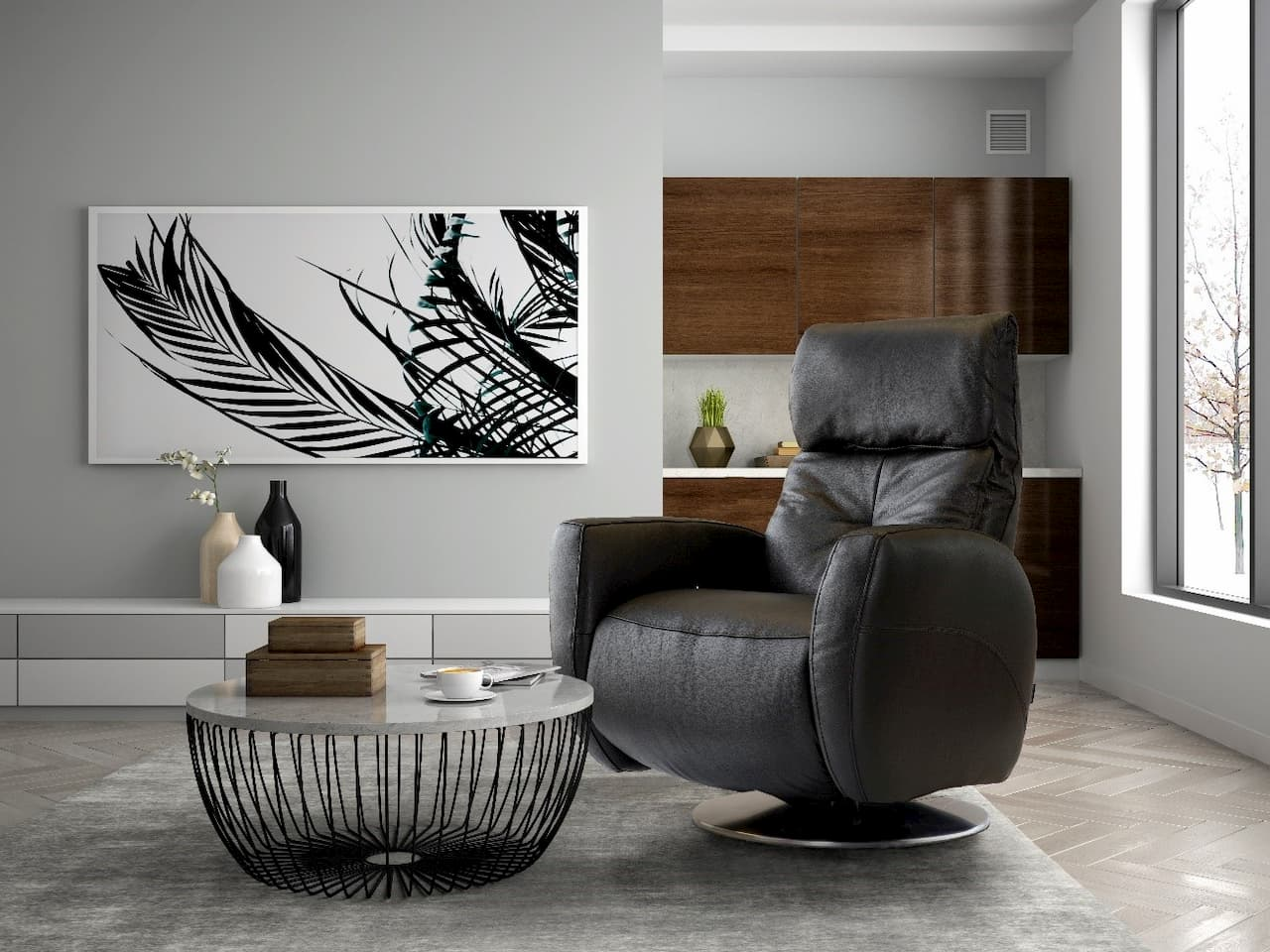Find the best recliner chairs in Harris Furnishings