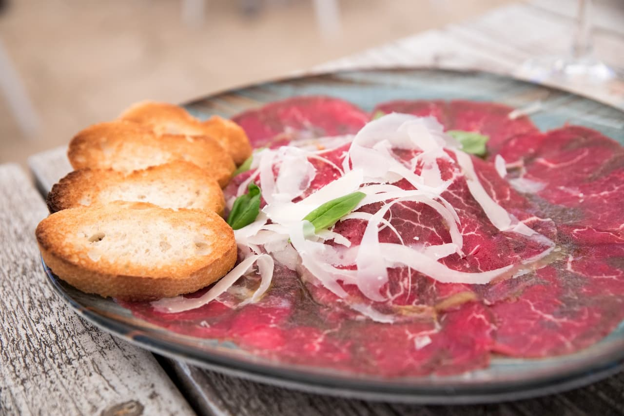 The best Italian cuisine in Jávea
