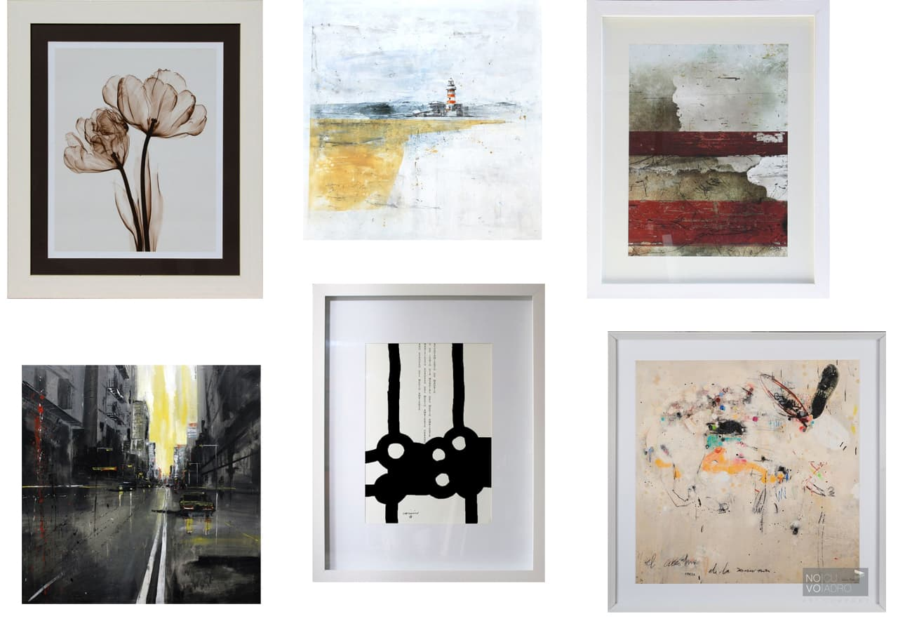 Where to buy abstract art pieces on the Costa Blanca