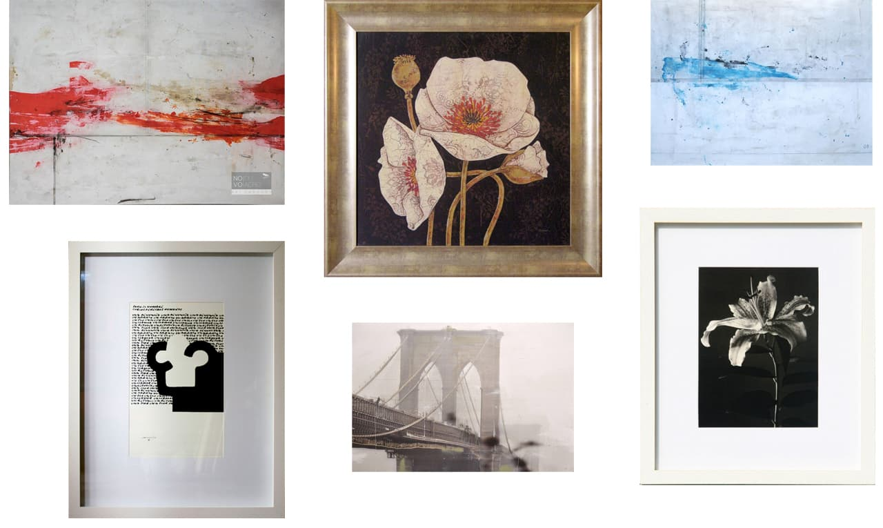 Where to buy abstract art paintings in Jávea