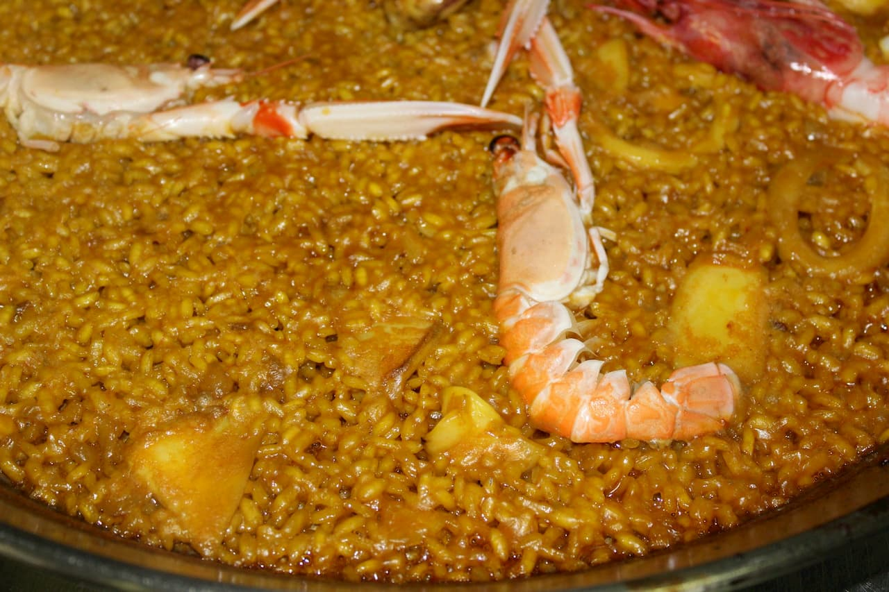 Where to eat the best rice dishes in Valencia