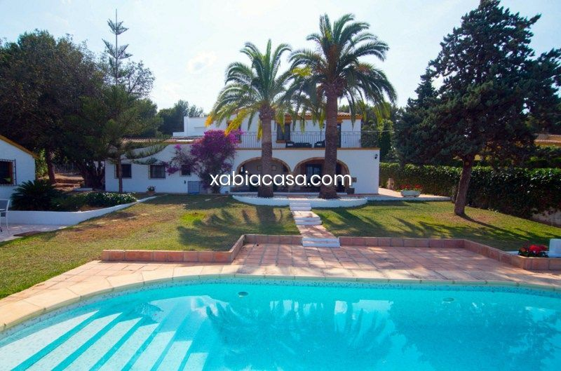 How to sell a house in Jávea