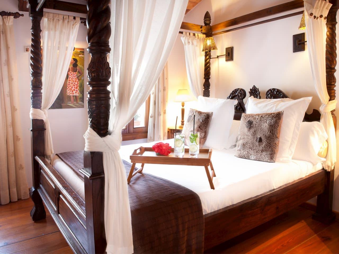 Luxury hotel amenities in Altea