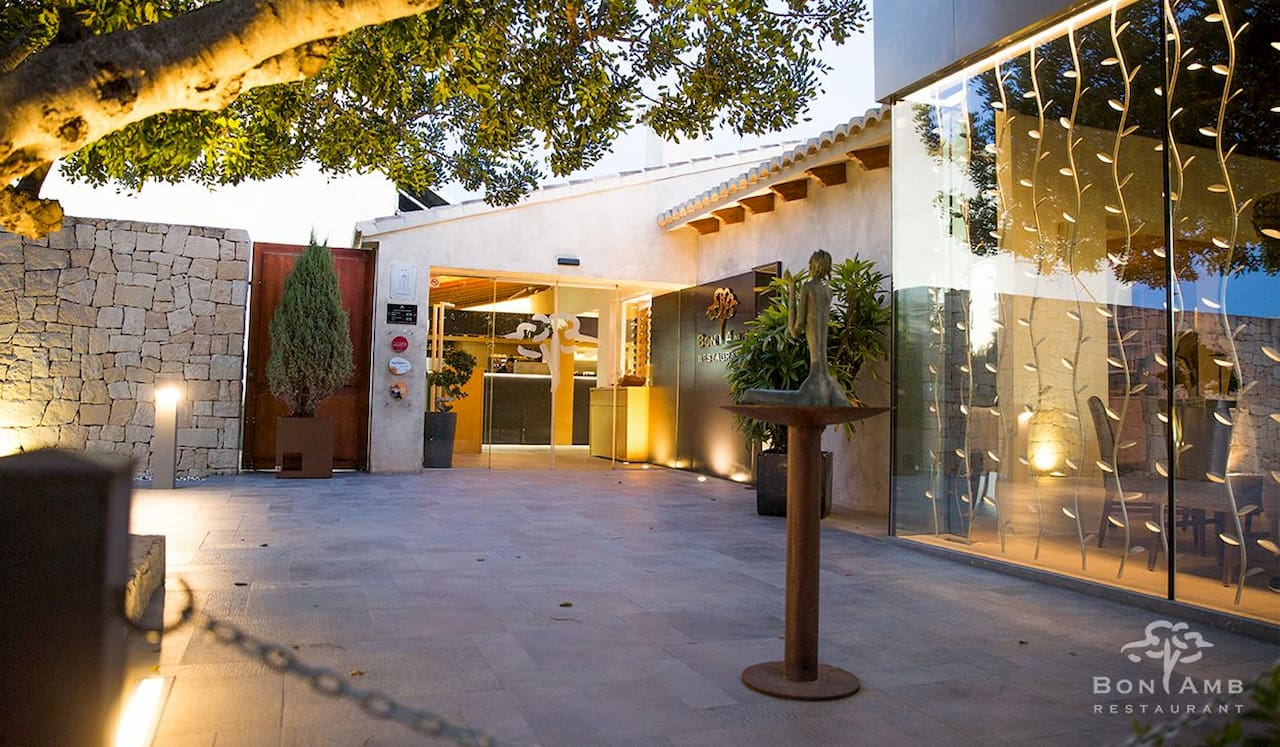 BonAmb, an exclusive restaurant