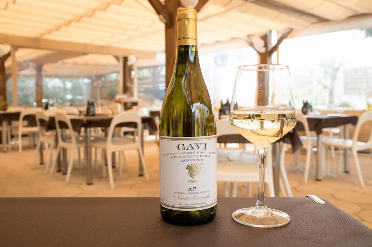 Drink the best Italian wines at La Casa della Pasta restaurant