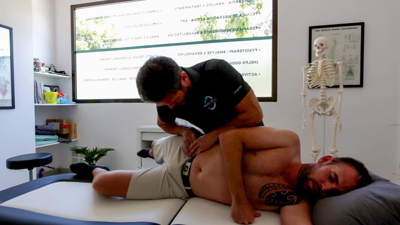 How to treat psoas muscle injuries