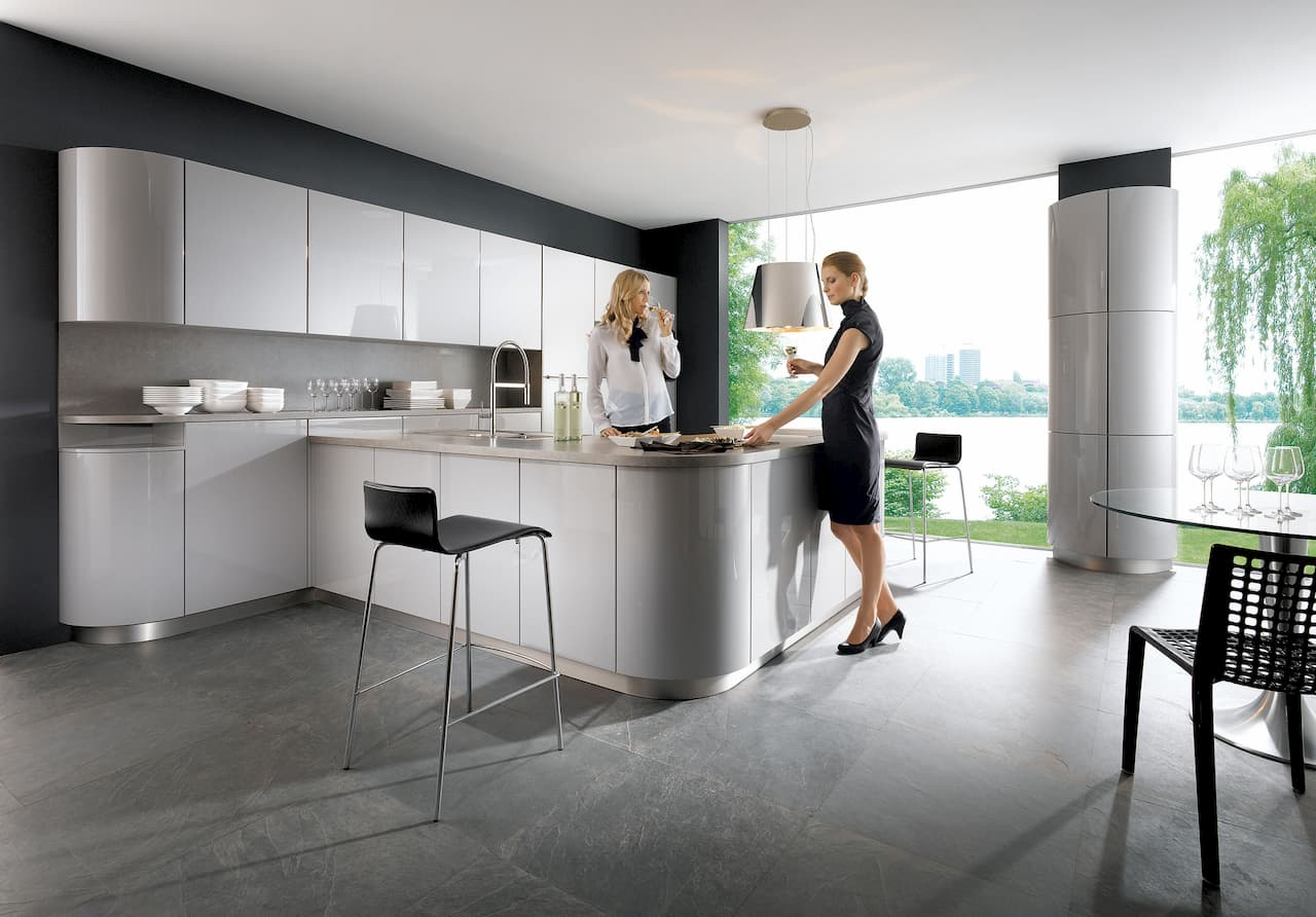 Install a Schüller kitchen in your home