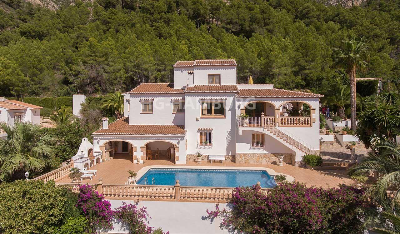 The best luxury villas in Jávea
