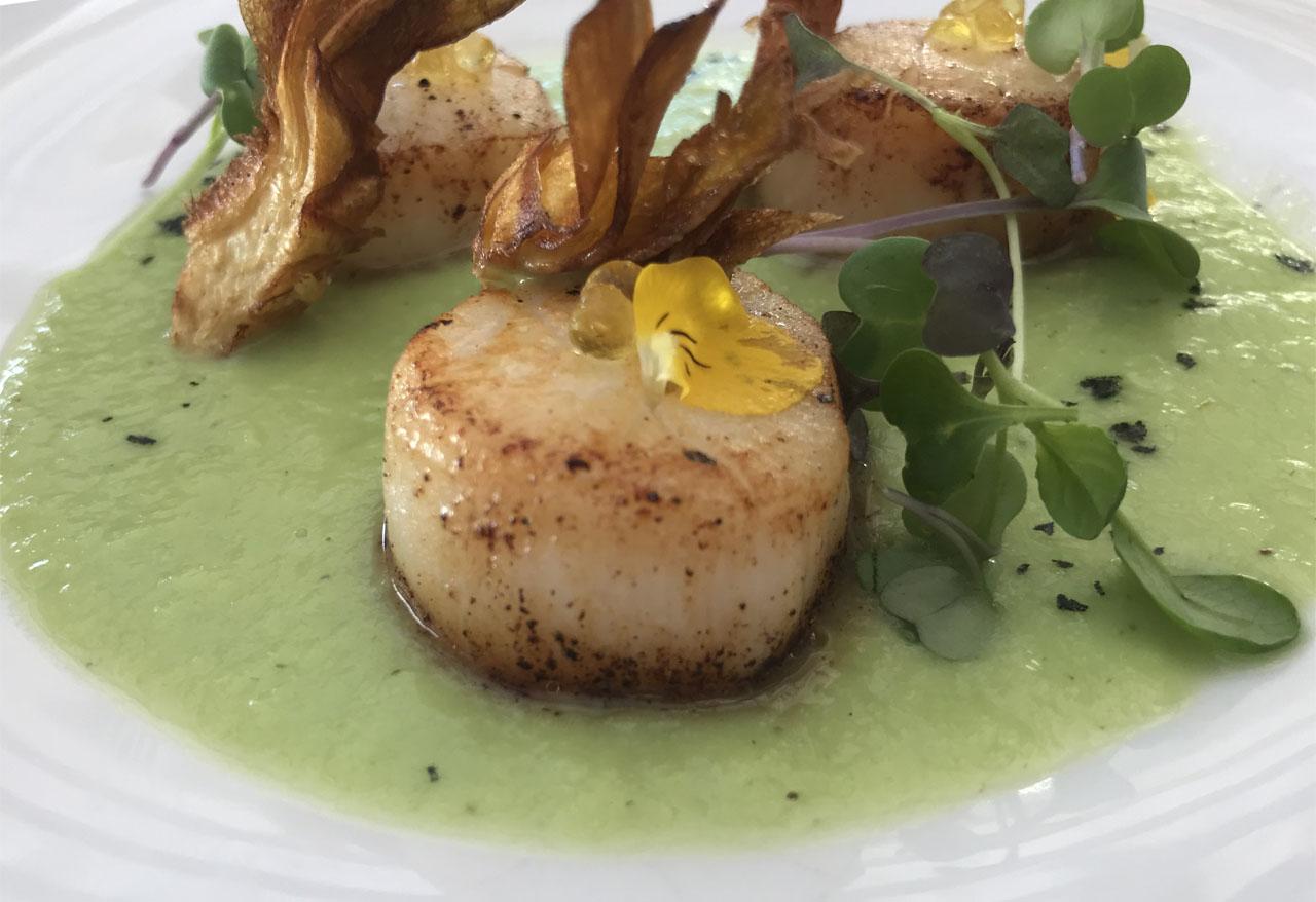 Mediterranean and Italian cuisine in Essenza restaurant
