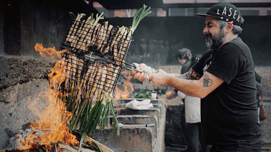 Calçots are a Catalonian delicacy that you need to try