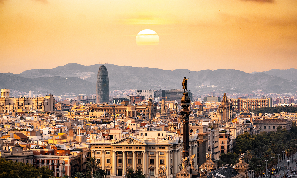 Barcelona a city you can't leave out of your list