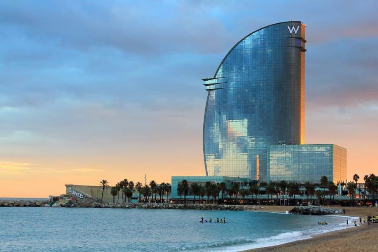 The Olympic Port of Barcelona is a place you need to visit.