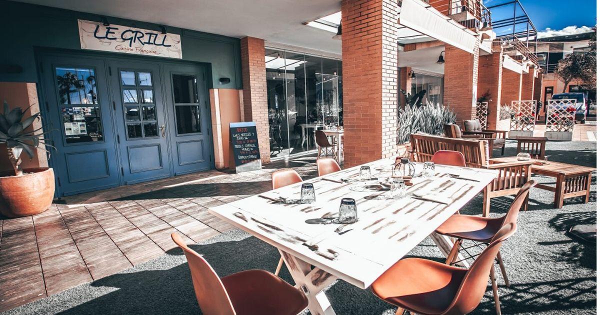 Le Grill Restaurant Denia