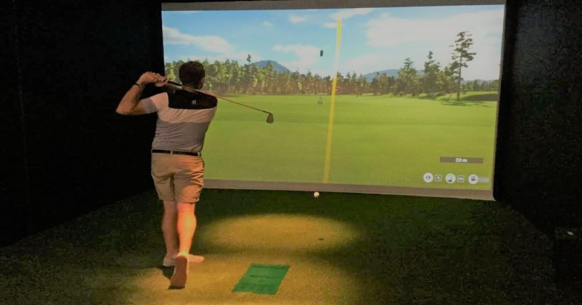 Physioplus Golf Simulator