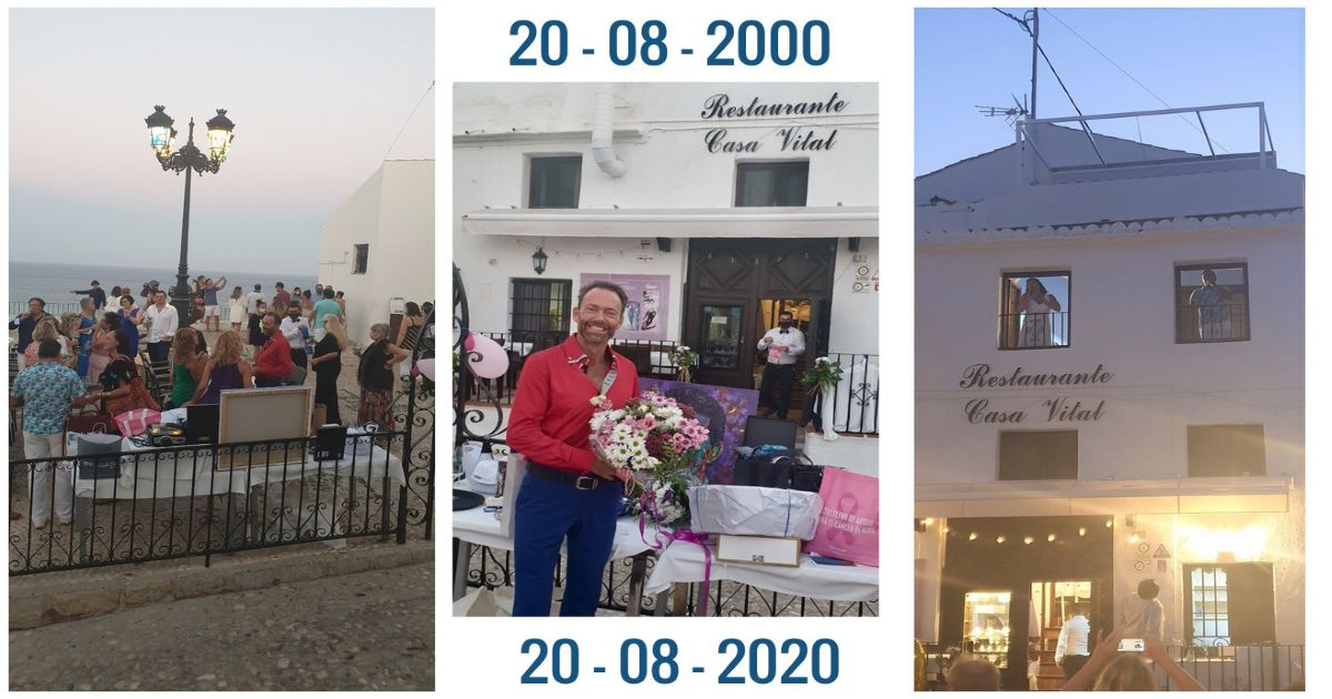 Casa Vital 20 years