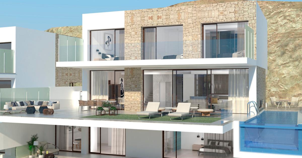Luxury Skyline Villas