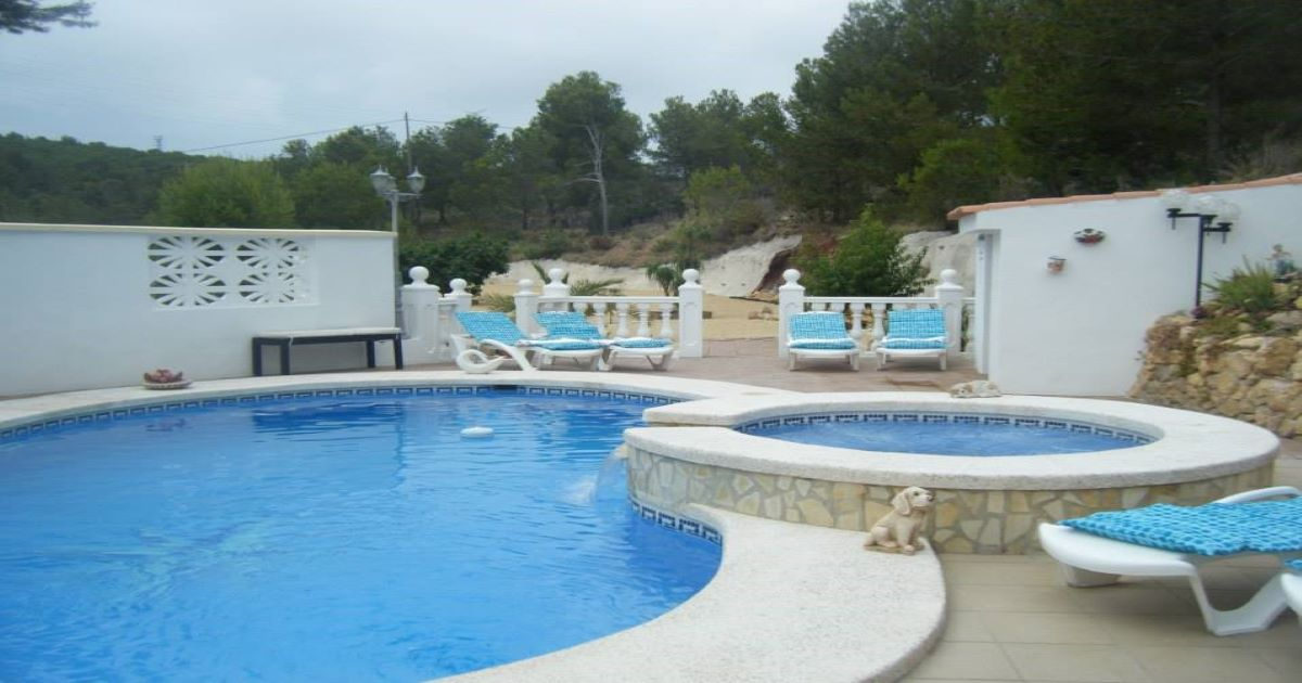 Mountain Retreat Spain